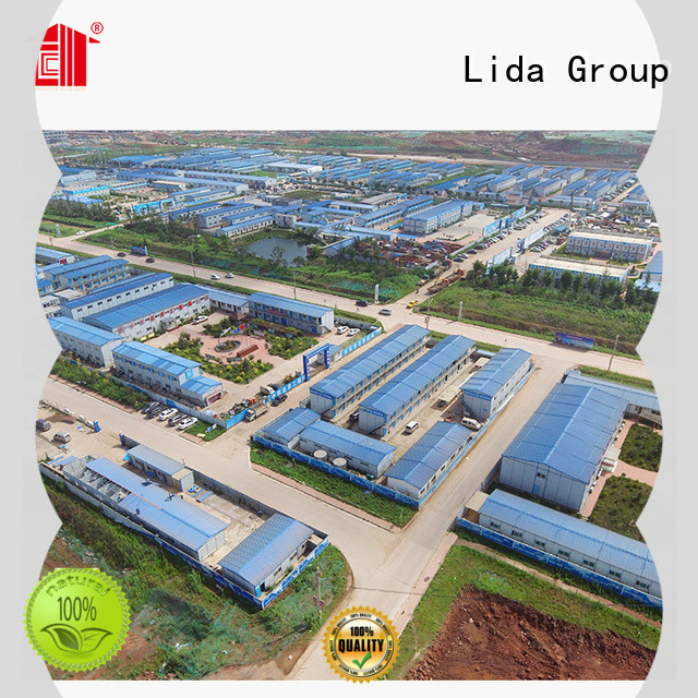 Lida Group Latest work camp factory for oil and gas company