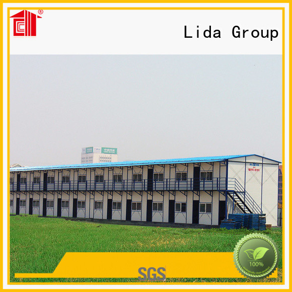 Lida Group Best prefab pod homes Supply for Sentry Box and Guard House