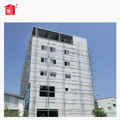 Steel Frame Building Multi-Storey Lida Group