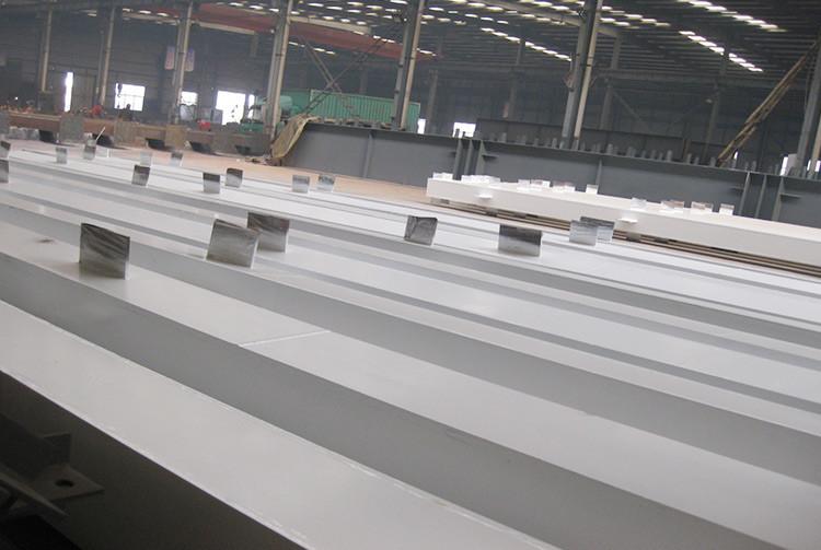 Maldives Multi-storey Steel Structure Building project