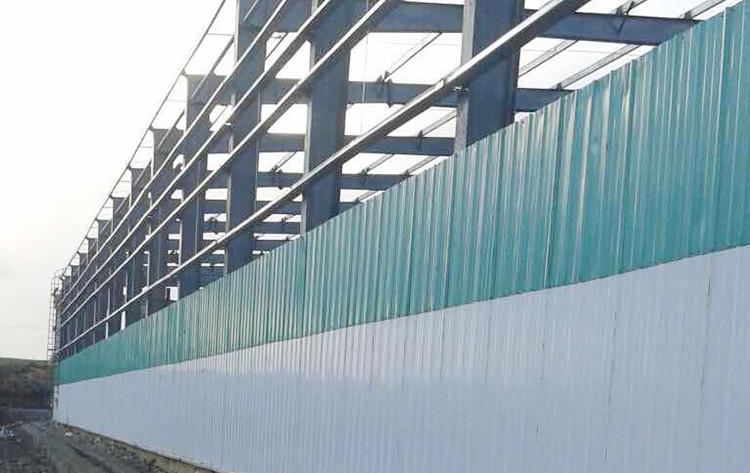 Ethiopia Steel Structure Chicken Farm Project