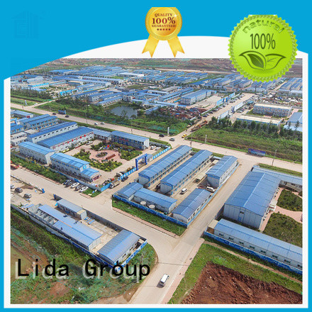 Lida Group Best camp house manufacturers for mining factory