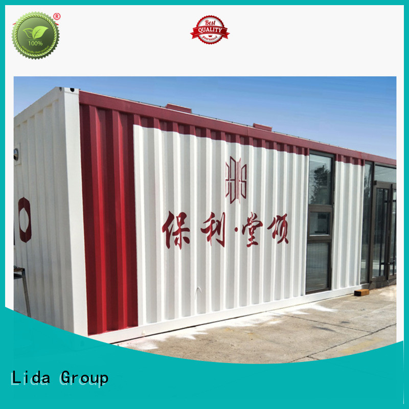 Lida Group Top sea land containers for sale factory used as office, meeting room, dormitory, shop