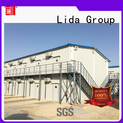 Lida Group custom mobile homes factory for staff accommodation