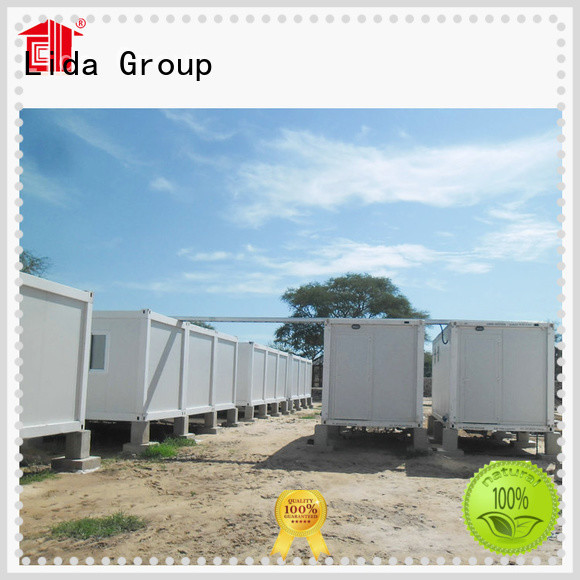 Lida Group Custom camp house Supply for mining factory