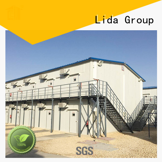 Lida Group Best prefab home designs and prices Suppliers for site office