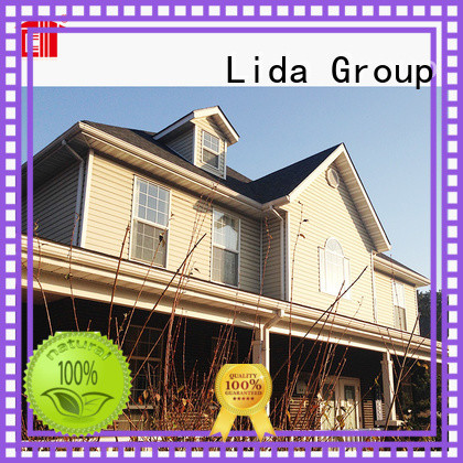 Lida Group prefabricated houses by chinese companies Supply used as tourist villas