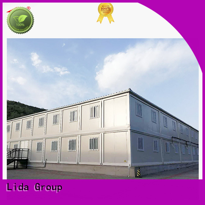 Lida Group storage container home builders Suppliers used as office, meeting room, dormitory, shop
