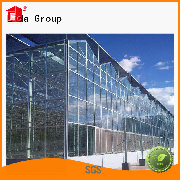 Lida Group Top commercial greenhouse for sale uk manufacturers for agricultural planting