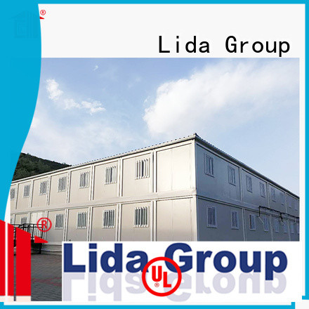 Lida Group Top sea can home designs company used as kitchen, shower room
