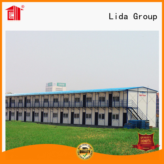 Lida Group Best modular home contractors Suppliers for staff accommodation