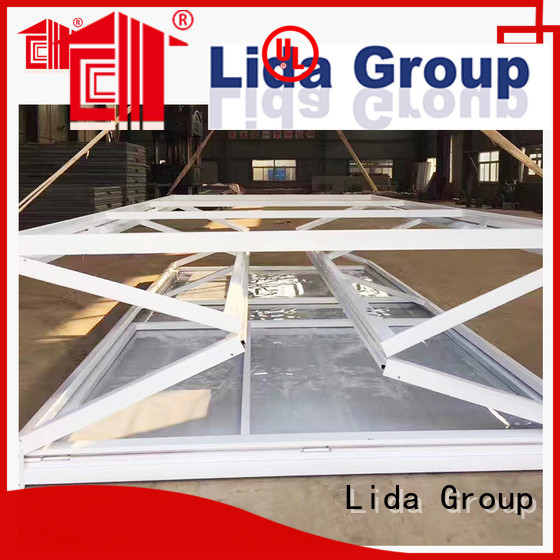 Lida Group prefab shipping container homes Supply used as office, meeting room, dormitory, shop