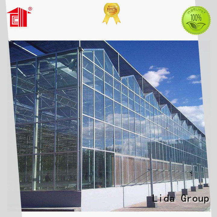 Lida Group diy greenhouse kit Suppliers for plant growth