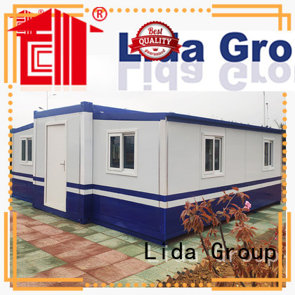 Lida Group container cabin price company used as booth, toilet, storage room