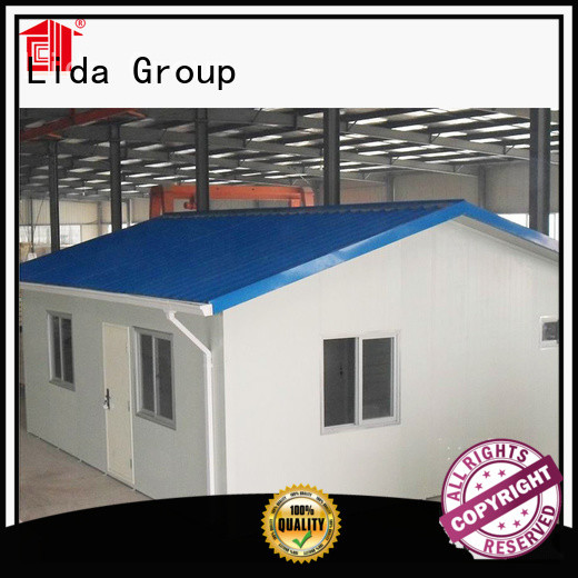 Custom method prefab homes factory for Kiosk and Booth