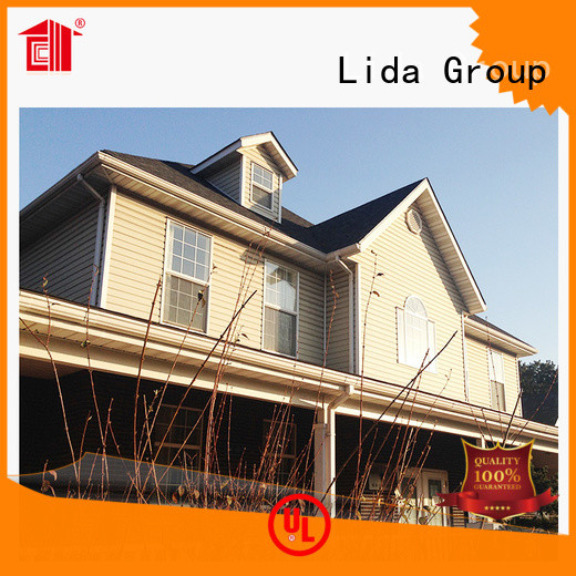 Lida Group Top chinese prefab company used as private villas