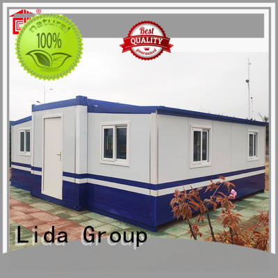 Lida Group cheap sea containers manufacturers used as office, meeting room, dormitory, shop