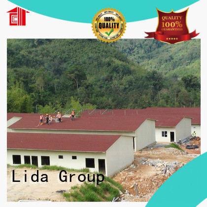 Lida Group army camp company for mining factory