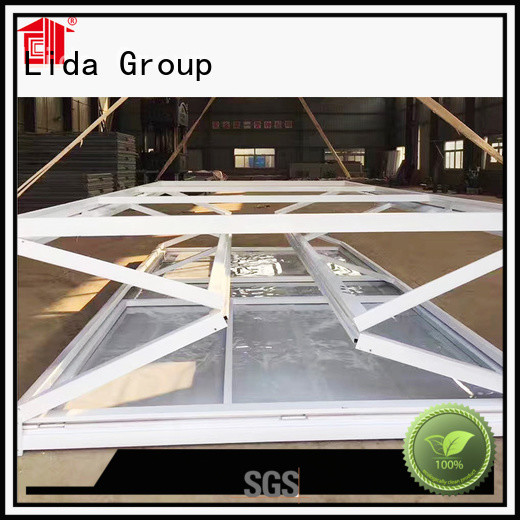 Lida Group Top metal crate homes Supply used as office, meeting room, dormitory, shop