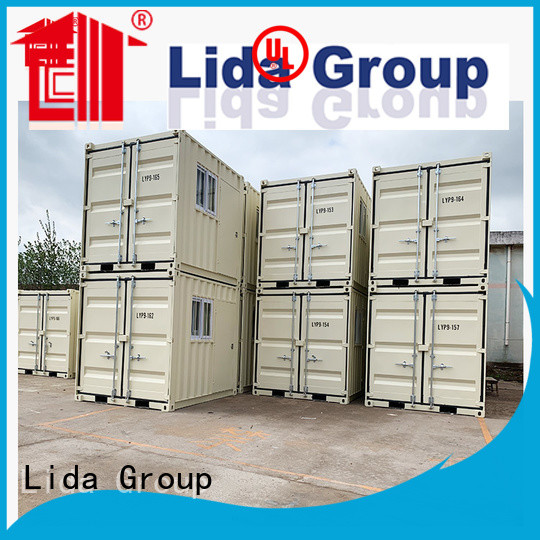 Latest new shipping containers for sale Suppliers used as kitchen, shower room