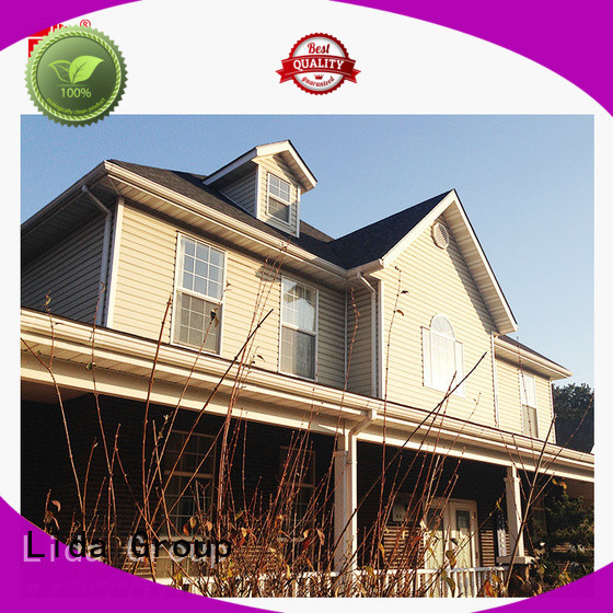 Lida Group light steel construction Suppliers used as private villas