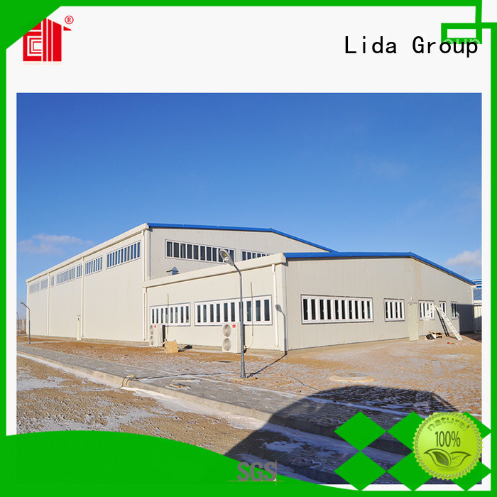 Lida Group Top camping house company for Hydroelectric Projects