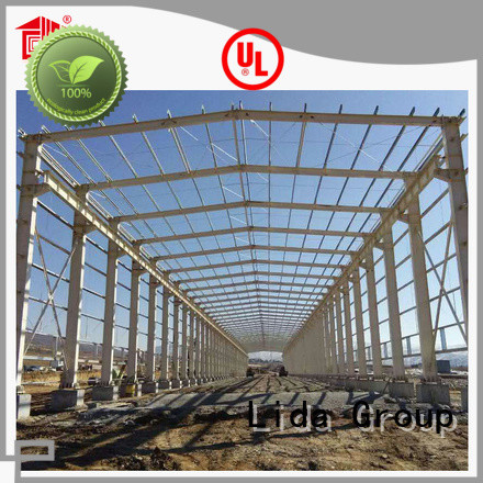 Lida Group dean steel buildings for business for workshop