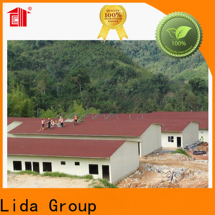 Lida Group labour camp Supply for mining factory