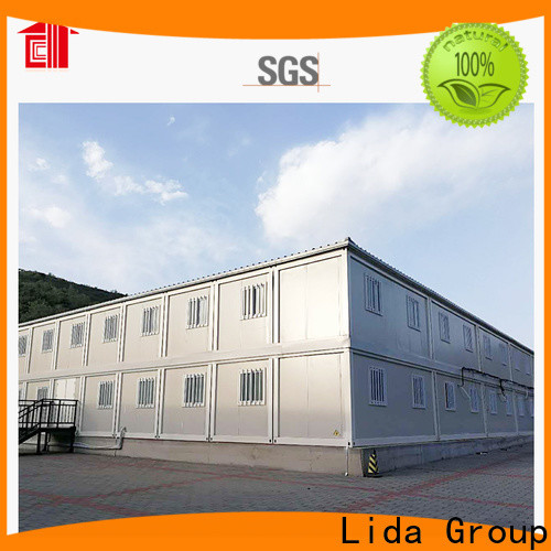 High-quality metal cargo containers for sale manufacturers used as kitchen, shower room