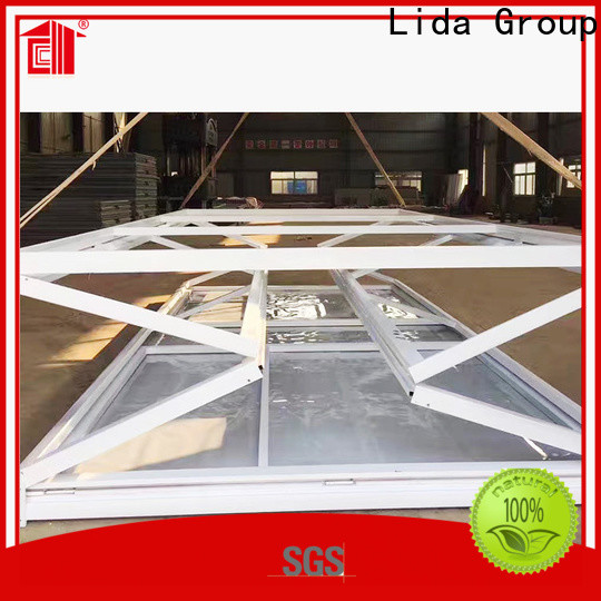 Lida Group big container house Suppliers used as kitchen, shower room