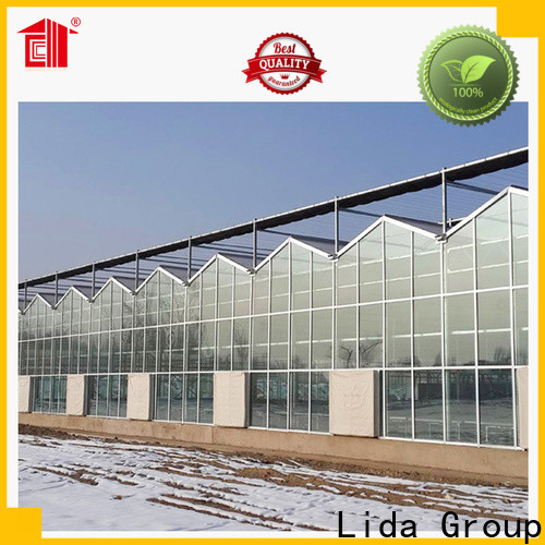 Lida Group Custom greenhouses hobby Supply for plant growth