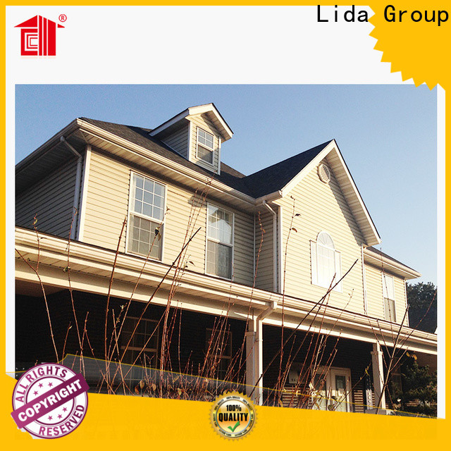 Lida Group modular house china manufacturers used as camp dormitories