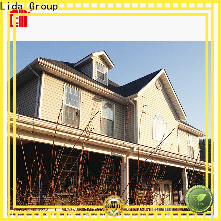Custom prefab house technology company used as private villas