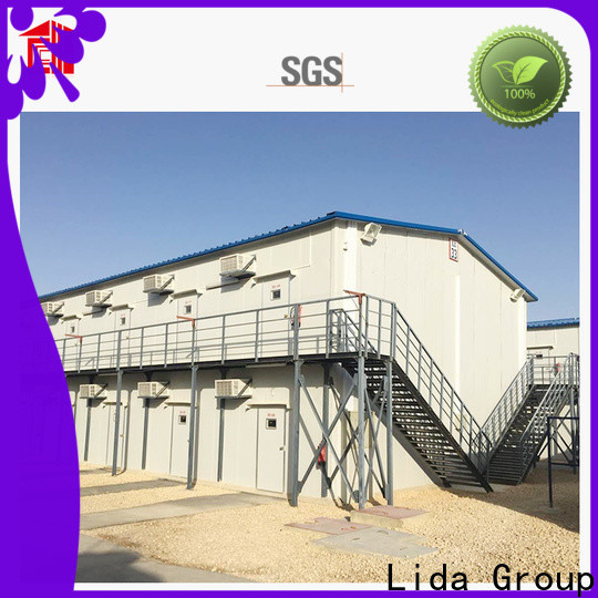 Lida Group Latest best modular houses factory for site office