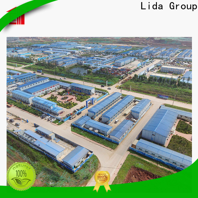 Lida Group Best labour camp factory for military base