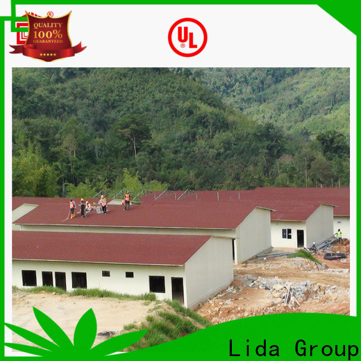 Lida Group army camp factory for oil and gas company