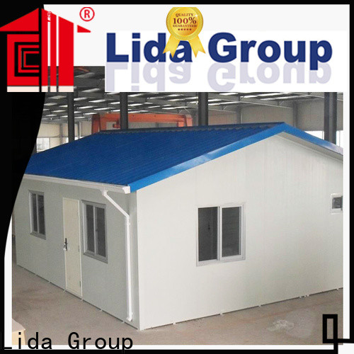 Latest luxury prefab homes company for staff accommodation