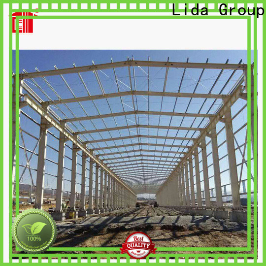 Top steel structure shed company for poultry farm