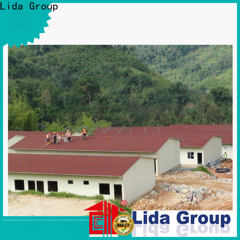 Lida Group container camp Supply for mining factory