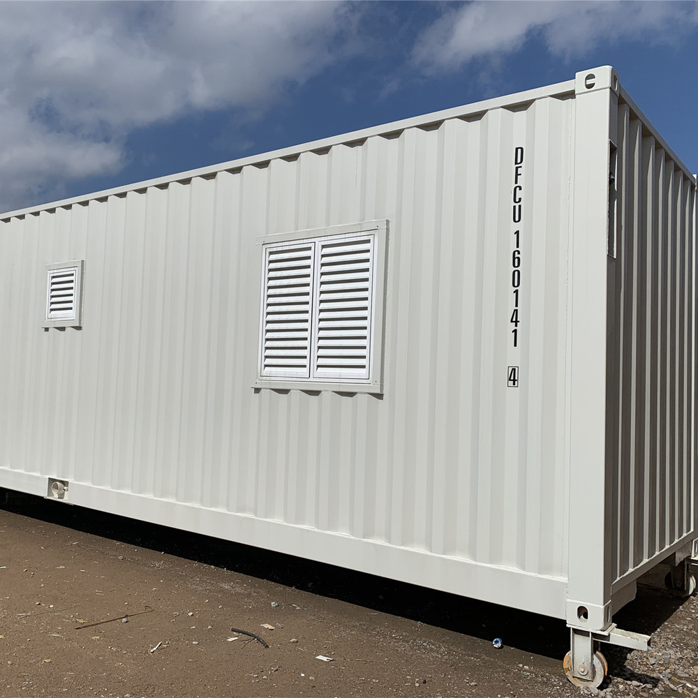 Welding Shipping Container Houses