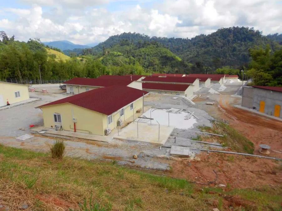 Prefabricated House Camp