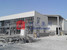 Qatar steel structure office building with curtain wall Project