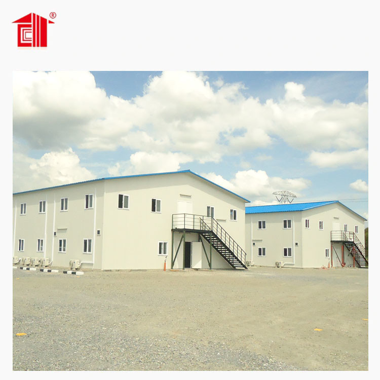Prefabricated House Camp and Office in Brunei