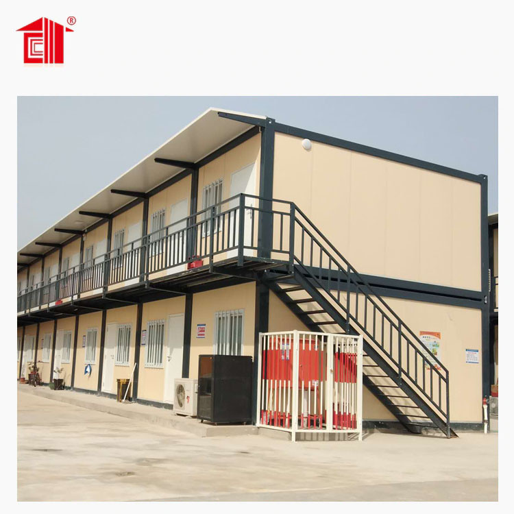 Flat Pack Container House Standard Size Lida Group